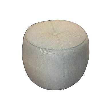 SomersFurniture Serene Ottoman w/ Cushion