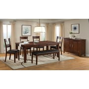 ViloHomeInc. Viola Heights Extendable Dining Table