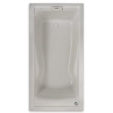 American Standard Evolution 74.75'' x 38.5'' Everclean Air Bathtub