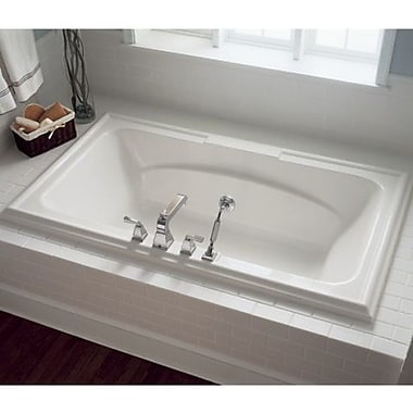 American Standard Town Square 75.75'' x 46.25'' Bathtub