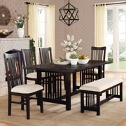 Woodhaven Hill Irrington Extendable Dining Table