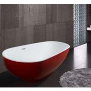 AKDY 67'' x 33.5'' Bathtub