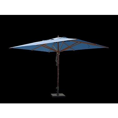 Greencorner 10' x 13' Umbrella; Sky Blue