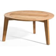 OASIQ Attol Teak Side Table; Large