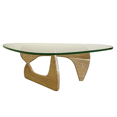 Mod Made Tribeca Coffee Table; Natural