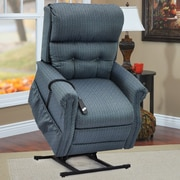 Med-Lift Two-Way Reclining Lift Chair; Charolette Ocean