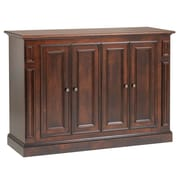 TVLIFTCABINET, Inc Harbor TV Stand; Rich Tobacco