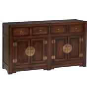 TVLIFTCABINET, Inc Ming TV Stand; Antique Coffee