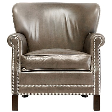 Jaxon Kings Leather Arm Chair
