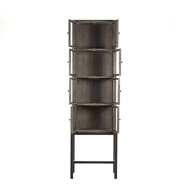 Zentique Sombre Office Storage Cabinet