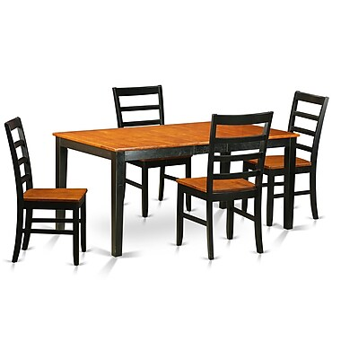 East West Nicoli 5 Piece Dining Set
