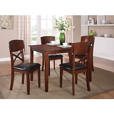 Woodhaven Hill Jonas 5 Piece Dining Set