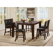 Woodhaven Hill Weldon Counter Height Extendable Dining Table