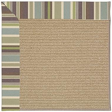 Capel Zoe Machine Tufted Indoor/Outdoor Area Rug; Rectangle 12' x 15'