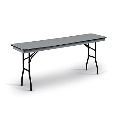 Midwest Hexalite 6' Rectangular Conference Table