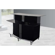 BestMasterFurniture Mini Bar; Black