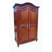 D-Art Collection Old English Armoire