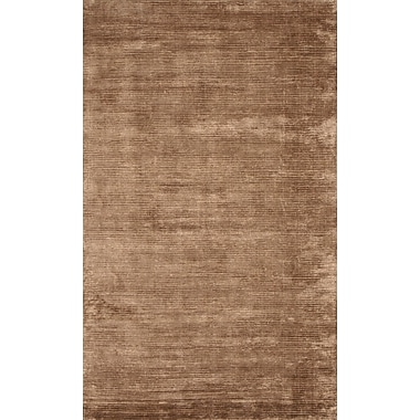 Noble House Silicon B Dark Brown Area Rug; 10' x 14'