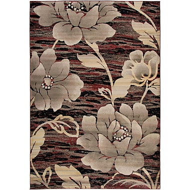 Rizzy Home Bay Side Collection 100% Heat-Set Polypropylene 9'2