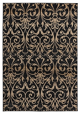 Rizzy Home Carrington Collection 100% Polypropylene 5'3