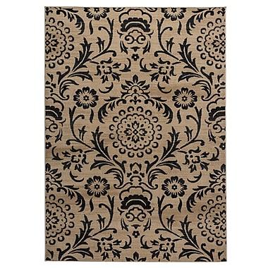 Rizzy Home Carrington Collection 100% Polypropylene 6'7