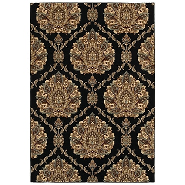 Rizzy Home Chateau Collection 100% Heat-Set Polypropylene 5'3