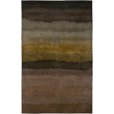 Rizzy Home Colours Collection New Zealand Wool Blend 2' x 3' Multi-Colored (COLCL252800120203)