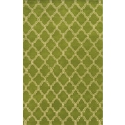 Rizzy Home Julian Pointe Collection 100% Premium Blended Wool 3' x 5' Lime Green (JLPJP874500300305)