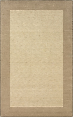 Rizzy Home Platoon Collection New Zealand Wool Blend 2' x 3' Khaki (PLAPL101400420203)