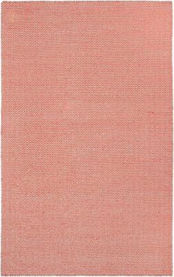 Rizzy Home Twist Collection New Zealand Wool Blend 3' x 5' Orange (TSTTW291800750305)