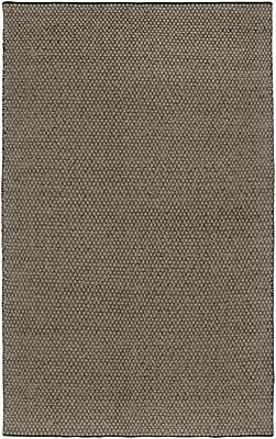 Rizzy Home Twist Collection New Zealand Wool Blend 8'x10' Gray (TSTTW309712880810)