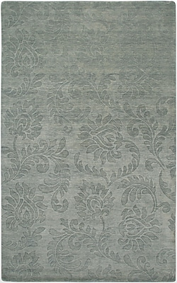 Rizzy Home Uptown Collection New Zealand Wool Blend 9'x12' Gray (UPTUP241000330912)
