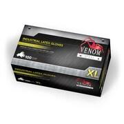 Venom Steel Industrial Latex Gloves XL 100ct
