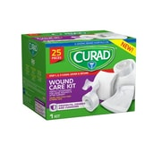 CURAD® Assorted Product Wound Care Kit
