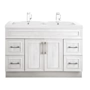 Cutler Kitchen & Bath Classic 48'' Double Vanity Set; Meadows Cove