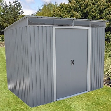 Duramax 8 ft. 8 in. W x 6 ft. 1 in. D Metal Storage Shed