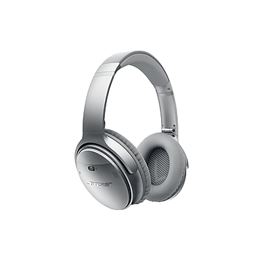 Bose® QuietComfort® 35 Wireless Headphones, Silver
