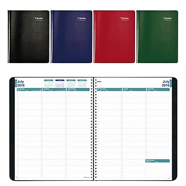 Brownline  Academic WeeklyMonthly Appointment Planner