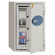 Phoenix Safe International Data Care 1.5 Hr Fireproof Key Lock Security Safe