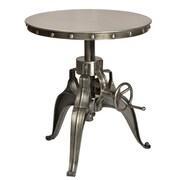 MOTI Furniture Adjustable Height Pub Table