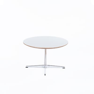 Control Brand Gennep Melamine Coffee Table, White, Each (FET0319WHTA)