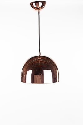 Control Brand Gade Pendant Lamp, Gold (LM4511PGOLD)