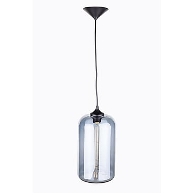Control Brand Arendal Pendant Lamp, Grey (LM593PGREY)