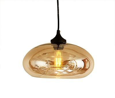 Control Brand Bodo Pendant Lamp, Brown (LM595PBRN)