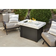 The Outdoor GreatRoom Company Providence Propane Fire Pit Table