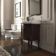WS Bath Collections Kerasan Retro 27'' Single Console Bathroom Vanity Set; Single Hole