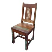 MOTI Furniture Solid Wood Dining Chair
