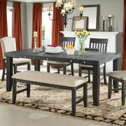 ViloHomeInc. Marseille Provence Extendable Dining Table