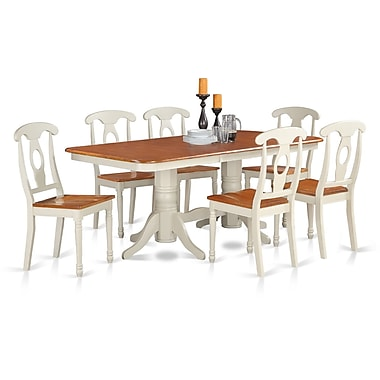 East West Napoleon 7 Piece Dining Set
