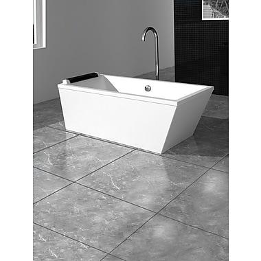 Fine Fixtures Large Freestanding 24'' x 75'' Bathtub